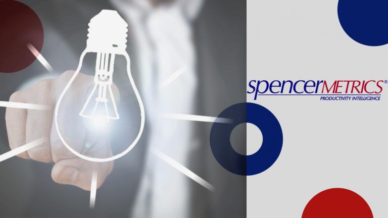 SpencerMetrics logo page