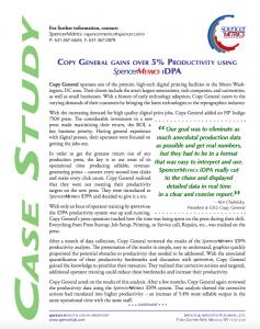 SpencerMetrics Copy General case study