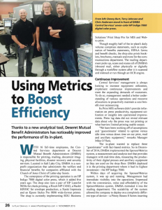 InPlant Graphics continuous improvement article